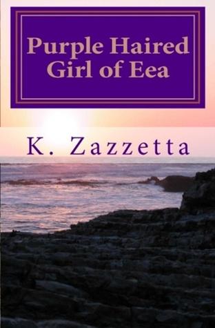Purple Haired Girl of Eea  by  K. Zazzetta