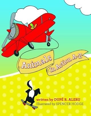 Animals In Action A-Z Dupe Aleru