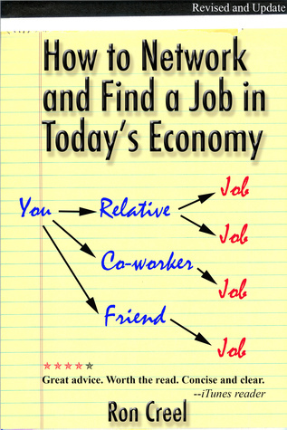How to Network and Find a Job in Today's Economy  by  Ron Creel