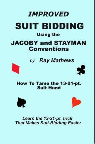 Suit-Bidding with the Jacoby and Stayman Conventions Ray Mathews