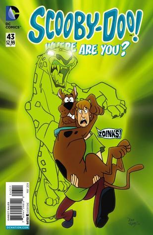 Scooby-Doo! Where Are You? (2010- ) #43 Sholly Fisch