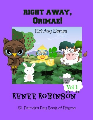 Right Away Orimae! (Holidays #1)  by  Renee Robinson