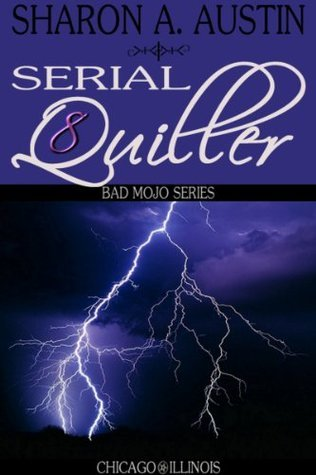 Serial Quiller 8  by  Sharon A. Austin