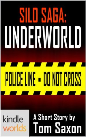 Silo Saga: Underworld Tom Saxon