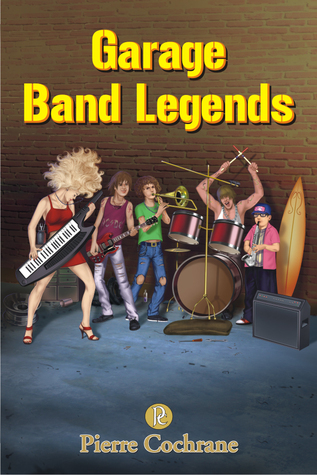 Garage Band Legends  by  Pierre Cochrane
