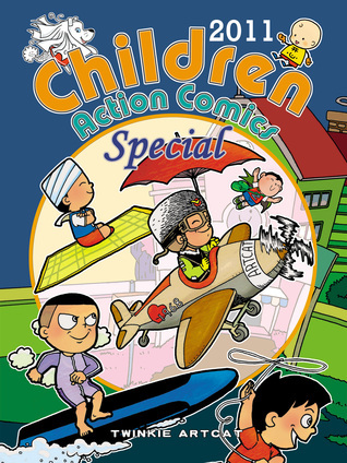 2011 Children Action Comics Special  by  Twinkie Artcat