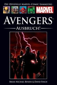 Avengers: Ausbruch!  (Die offizielle Marvel-Comic-Sammlung, #33) Brian Michael Bendis