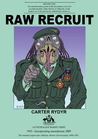 Raw Recruit Carter Rydyr