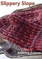 Slippery Slope Mitten Knitting Pattern  by  Jenn Wisbeck