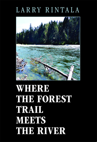 Where The Forest Trail Meets The River  by  Larry Rintala