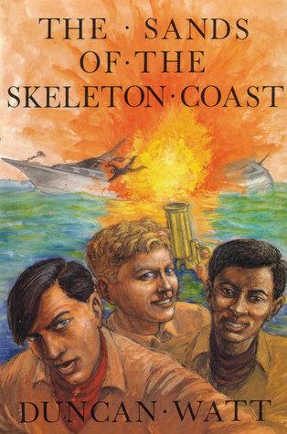The Sands of the Skeleton Coast  by  Duncan Watt