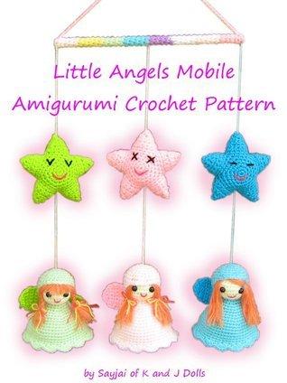 Little Angels Mobile Amigurumi Crochet Pattern Sayjai