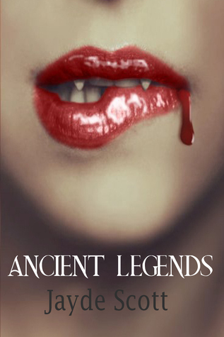 Ancient Legends Books 1-3 Discounted Offer Jayde Scott