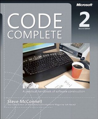 Code Complete (2nd Edition) (Developer Best Practices)  by  Steve McConnell
