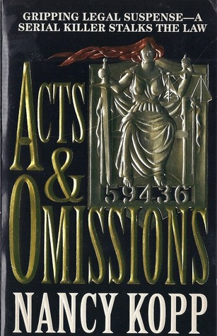 Acts & Omissions Nancy Kopp