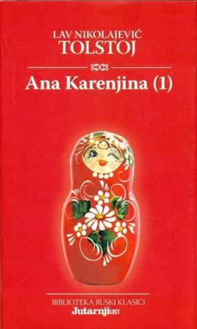 Ana Karenjina (1)  by  Leo Tolstoy
