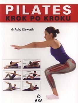 Pilates. Krok po kroku  by  Abigail Ellsworth