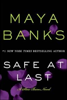Safe at Last (Slow Burn, #3)  by  Maya Banks