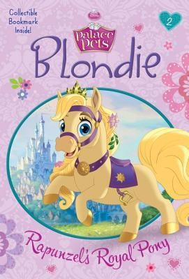 Blondie: Rapunzels Royal Pony  by  Walt Disney Company