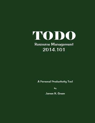 Tddo 2014.101: 2014 Day Planner James R. Green