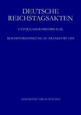 Reichsversammlung Zu Frankfurt 1454 Johannes Helmrath