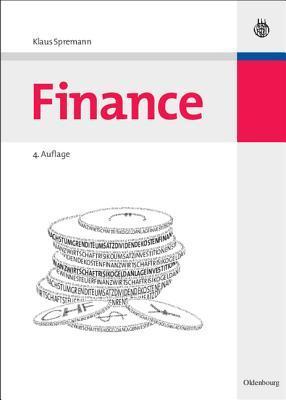 Finance  by  Klaus Spremann