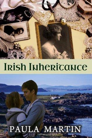 Irish Inheritance  by  Paula  Martin