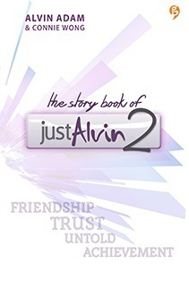 The Story Book of Just Alvin 2  by  Alvin Adam