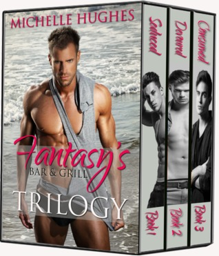 Fantasys Bar Grill Trilogy  by  Michelle Hughes
