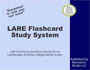 LARE Flashcard Study System: LARE Test Practice Questions & Review for the Landscape Architect Registration Exam  by  Lare Exam Secrets Test Prep Team