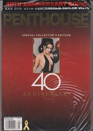Penthouse Magazine October 2009 40th Anniversary Special Collectors Issue  by  Penthouse