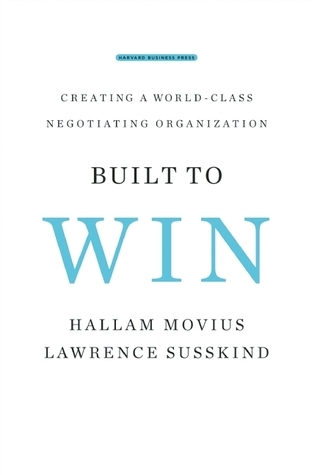 Built to Win  by  Hallam Movius