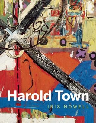 Harold Town Iris  Nowell
