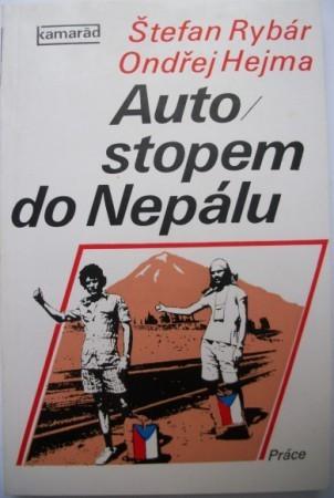 Autostopem do Nepálu  by  Ondřej Hejma