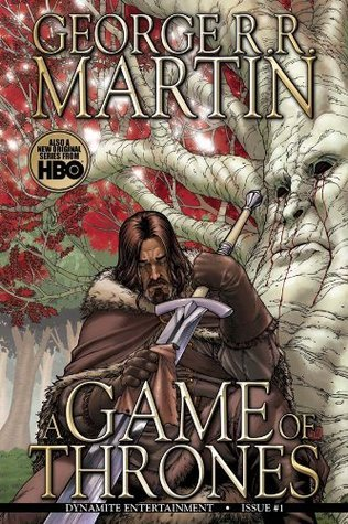 Game Of Thrones #1 Mike Miller Cover Mike Miller