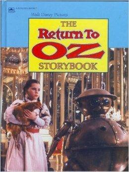 The Return to Oz Storybook Gill Dennis