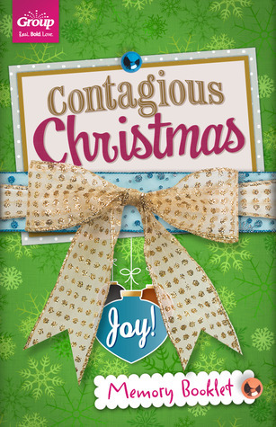 Contagious Christmas Memory Booklet (10-Pack) Group