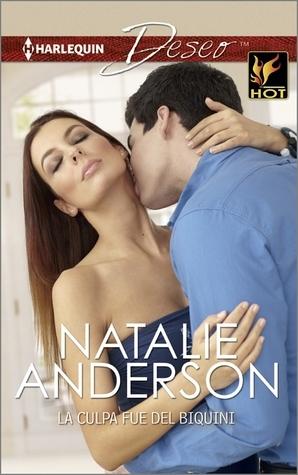 La culpa fue del bikini: Natalie Anderson