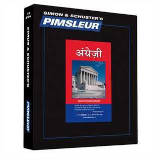 ESL Hindi, Comprehensive: Learn to Speak and Understand English as a Second Language with Pimsleur Language Programs Pimsleur