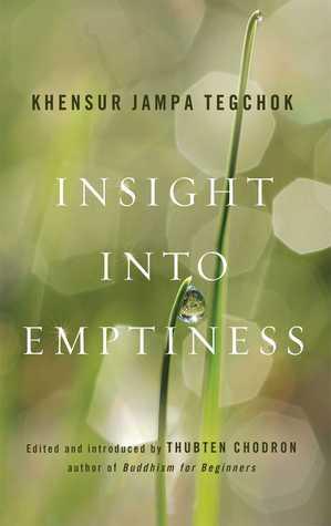 Insight into Emptiness  by  Khensur Jampa Tegchok