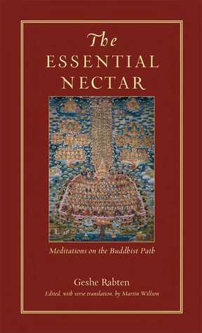 The Essential Nectar: Meditations on the Buddhist Path  by  Martin Willson