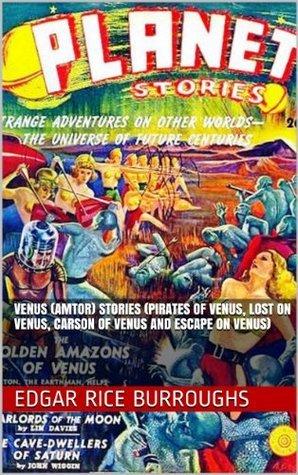 Venus (Amtor) Stories  by  Edgar Rice Burroughs