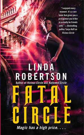 Fatal Circle  by  Linda  Robertson