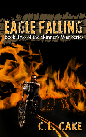 Eagle Falling  by  C.L. Cake