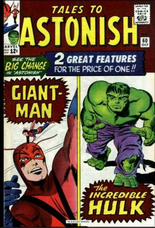 Tales to Astonish #60 Stan Lee