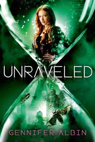Unraveled  by  Gennifer Albin