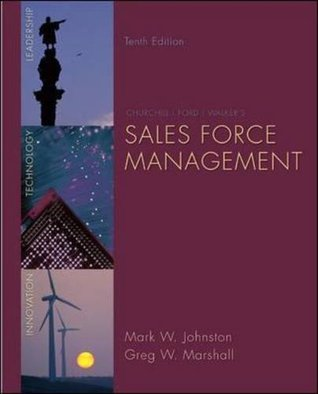Relationship Selling And Sales Management: With Act! Cd Rom Mark W. Johnston