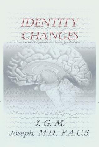 Identity Changes  by  Jean Guy M. Joseph