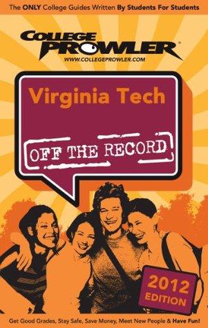 Virginia Tech 2012 Elisabeth Grant