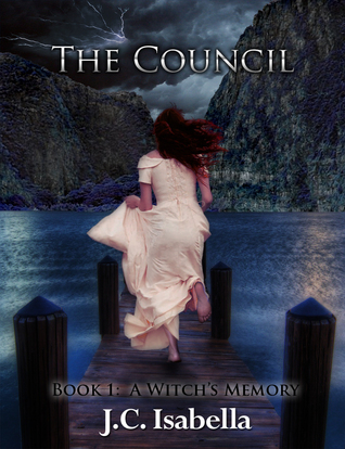 The Council, A Witchs Memory J.C. Isabella